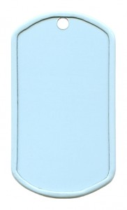 Painted Stainless Steel – Baby Blue (X)