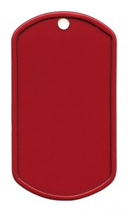 Painted stainless steel – Red (Y)